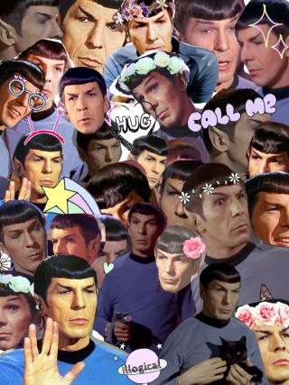 IMAGE_Spock Nimoy collage_frigginhiddlestoner